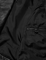 SAND - Soft Lamb Leather - Antille - leren jassen - black - 4