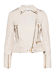 Soft Lamb Leather - Antille - OFF WHITE