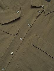 SAND - 8851 - Nami Long CB - tunieken - army green - 2