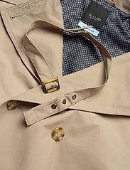 SAND - Techno Cotton - Trench B - trenchcoats - light camel - 2