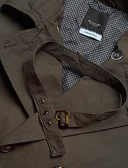 SAND - Techno Cotton - Trench B - trenchcoats - olive/khaki - 2