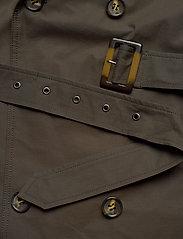 SAND - Techno Cotton - Trench B - trenchcoats - olive/khaki - 4