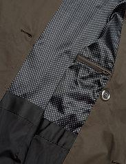 SAND - Techno Cotton - Trench B - trenchcoats - olive/khaki - 5