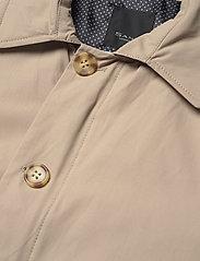 SAND - Techno Cotton - Blair - dunne mantels - light camel - 2