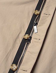 SAND - Techno Cotton - Blair - dunne mantels - light camel - 4