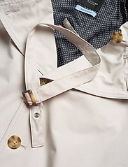 SAND - Techno Cotton - Single Trench - trenchcoats - off white - 2