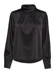 Satin Silk - Prosa Cuff - BLACK