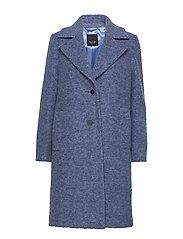 Cold Dyed - Clareta Long - MEDIUM BLUE