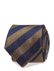 Tie 7cm - T253 - DARK BLUE/NAVY