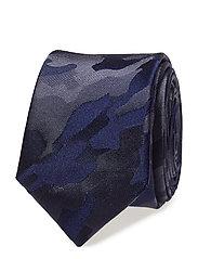 Ties 5,5cm - T267 - DARK BLUE/NAVY