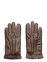 Gloves MW - 9457 - DARK BROWN