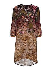 3674 - Dinora Dress - PATTERN