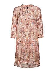 3302 - Dinora Dress - PINK