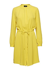 3315 - Zihia Dress 2 - PALE YELLOW