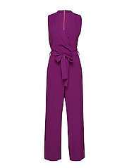 Crepe Satin Back - Whitney N - SOFT PURPLE