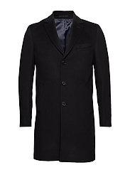 Cashmere Coat - Sultan Relax - BLACK