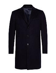 Cashmere Coat - Sultan Relax - MEDIUM BLUE