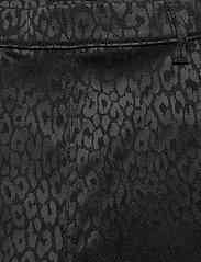 SAND - 6125 - Maja - broeken med skinny fit - black - 3