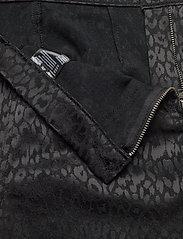 SAND - 6125 - Maja - broeken med skinny fit - black - 4