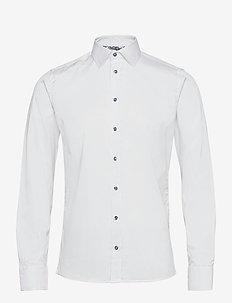 8108 - Iver Trim - optical white
