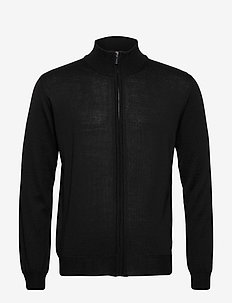 Merino Embr. - Ingram - BLACK