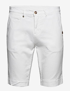 Cashmere Touch - Dolan Shorts - chinos shorts - optical white