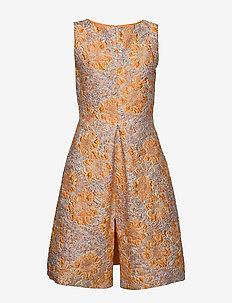 3381 - Jaden - robes courtes - orange