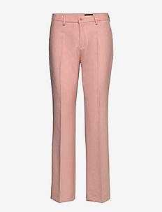 3596 - Dori A Flared - broeken - pink