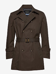 Techno Cotton - Trench B - trenssit - olive/khaki