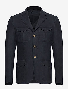 1680 S - Safari 1/2 Normal - single breasted blazers - dark blue/navy