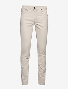 "Suede Touch - Burton NS 32"" - slim jeans - light camel"