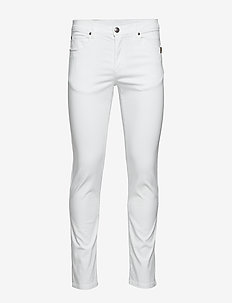 "Suede Touch - Burton NS 32"" - slim jeans - optical white"