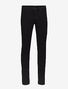 "Suede Touch - Burton NS 34"" - slim jeans - black"