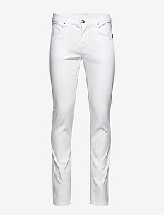 "Suede Touch - Burton NS 34"" - slim jeans - optical white"