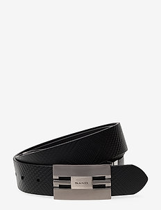 Belts - B077 - 35mm - BLACK