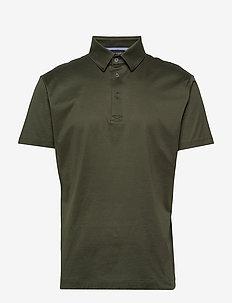 4893 - Brad Polo - lyhythihaiset - green