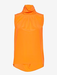 CDC Stretch - Prosa Top - blouses zonder mouwen - orange