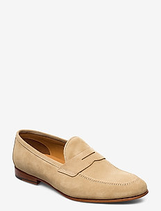 Footwear MW - F359 - loafers - light camel