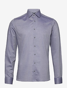 8657 - Iver 2 Soft - basic shirts - blue