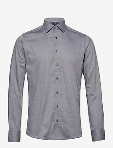 8657 - Iver 2 Soft - basic shirts - grey