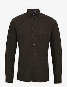 8669 - Iver 2 Soft - basic shirts - olive/khaki