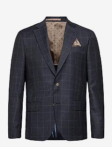 6262 - Star Napoli 1/2 Normal - single breasted blazers - medium blue