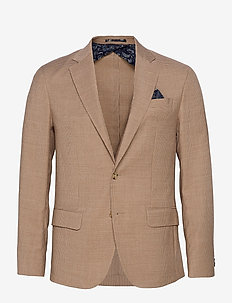 6263 - Star Easy Normal - single breasted blazers - light camel