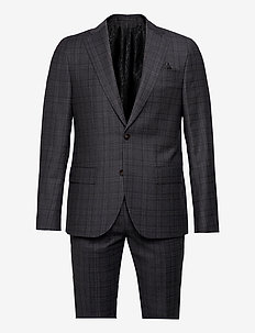 1683 - Star Napoli-Craig Normal - single breasted suits - grey
