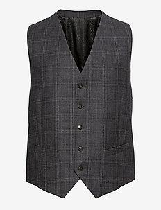 1683 - Alford - waistcoats - grey