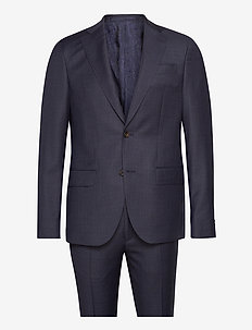 1684 - Star Napoli-Craig Normal - single breasted suits - medium blue