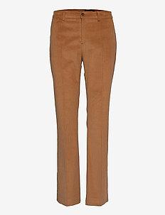 3394 - Dori Flared - flared jeans - orange