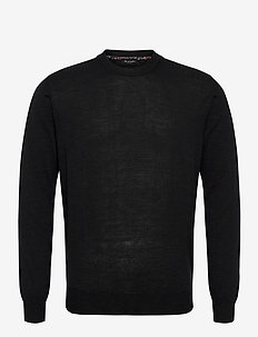 Merino Light - Iq - basic knitwear - charcoal