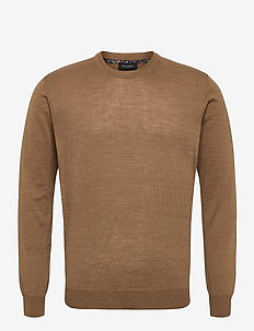 Merino Light - Iq - basisstrikkeplagg - light camel