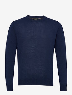 Merino Light - Iq - basic knitwear - medium blue
